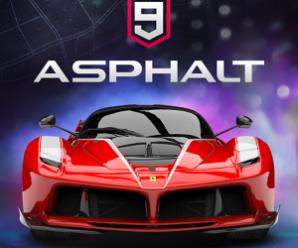 Asphalt 9: Legends (MOD, неограниченно нитро / скорость)