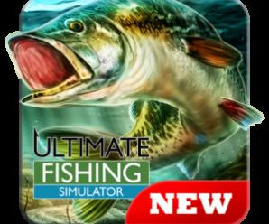 Ultimate Fishing Simulator (MOD много денег)