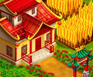 Asian Town Farmer (MOD монет / драгоценных камней / спинов)