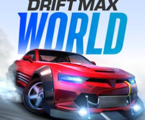 Drift Max World (MOD, много денег)