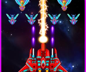 Galaxy Attack: Alien Shooter (MOD, много денег / монет)