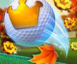 Golf Clash (MOD, много сундуков)