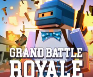 Grand Battle Royale (MOD кредитов / драгоценных камней / ключей)