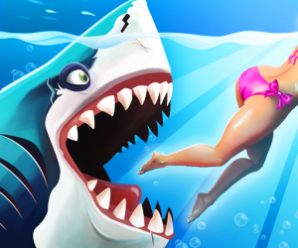 Hungry Shark World (MOD, бесплатные покупки)