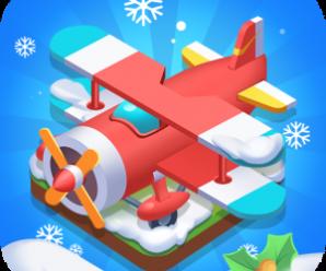 Merge Plane (MOD самоцветы / VIP)