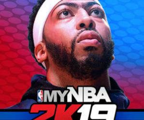 MyNBA 2K19 (полная версия)