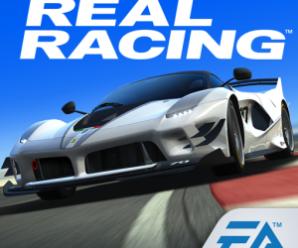 Real Racing 3 (MOD неограниченно все)
