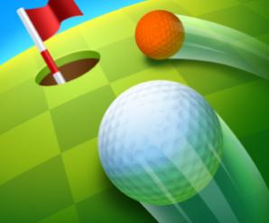 Golf Battle (MOD, Teleport / Lucky Shot)