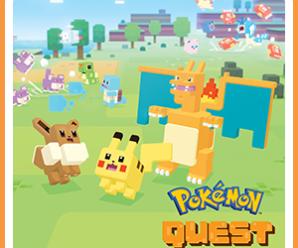 Pokemon Quest (MOD unltimed all)
