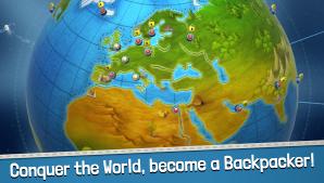 Backpacker – Travel Trivia (много денег)