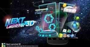 Next Launcher 3D Shell (полная версия)