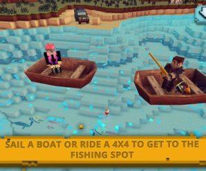 Fishing Craft Wild Exploration (Мод Деньги)
