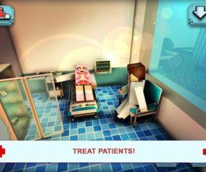 Hospital Craft (много денег)