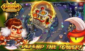 Kingdom Defense: Tower Wars (Мод Неограниченные Деньги / Драгоценные камни)