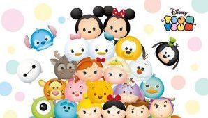 LINE: Disney Tsum Tsum (Мод Неограниченное количество монет)