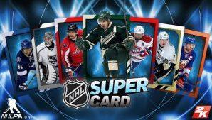 NHL SuperCard 2K19  (много денег)