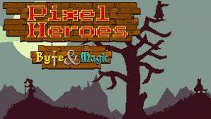 Pixel Heroes: Byte & Magic (Мод Деньги)