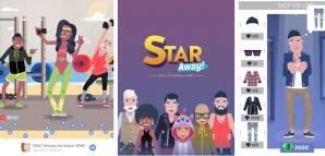 Star Away! – Idle Live Stream Story (Мод Монеты / Драгоценные камни)